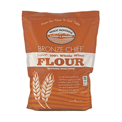 Wheat Montana Bronze Chief Flour