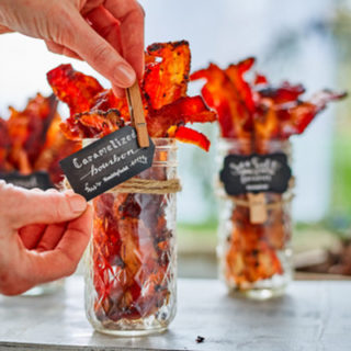 Entertain With Bacon Bar + GIVEAWAY (Worth $416 Bacon For A Year)