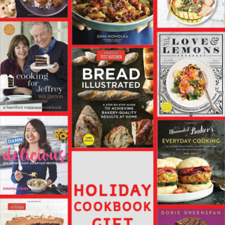 holiday cookbook gift guide - My favorite holiday cookbooks for gifting!