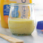 orange juice for dressing - 5 minute creamy orange dressing, perfect for all kinds of salads! It takes just 5 minutes and few ingredients to make this homemade dressing.