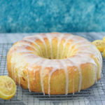 the best lemon poppy seed cake with glaze title