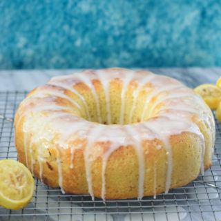 The Best Lemon Poppy Seed Bundt Cake