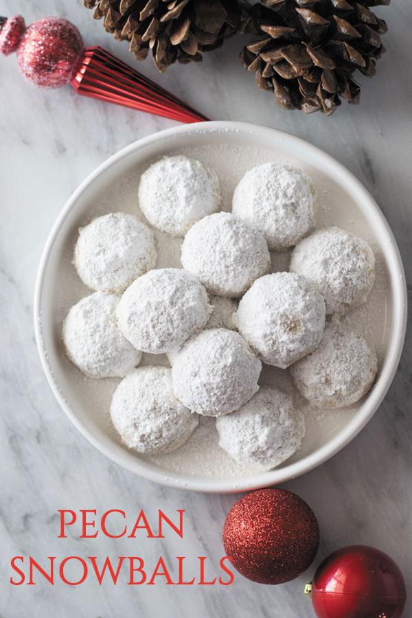 pecan snowballs TITLE