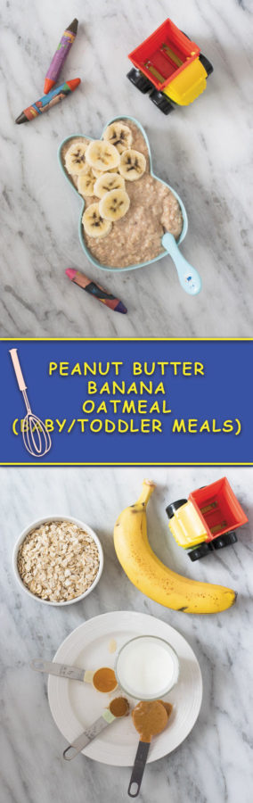 peanut butter banana oatmeal pinterest