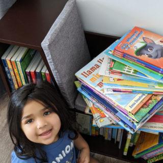 aria's favorite books