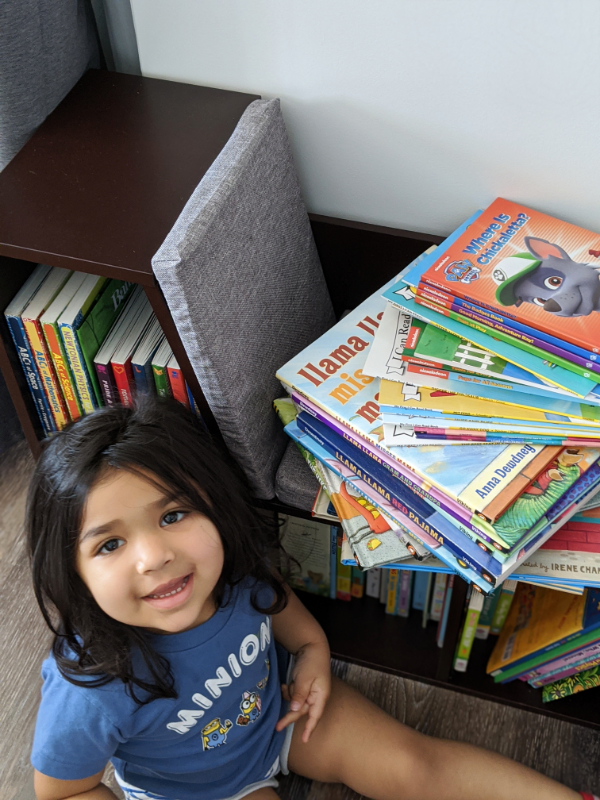 aria's favorite books