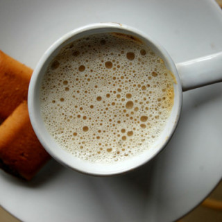 diy low fat cappuccino