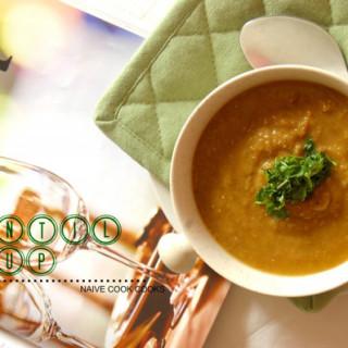 Healthy Brown Lentil Soup