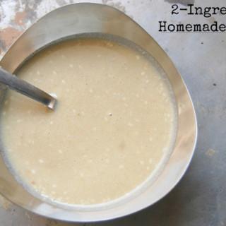 how to make tahini