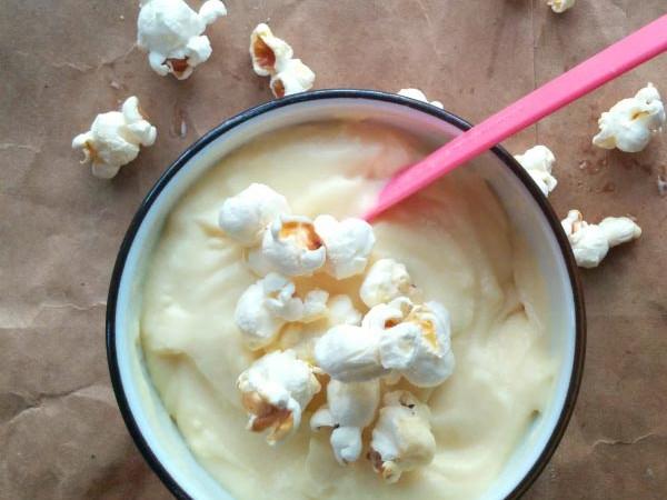 Popcorn Pudding