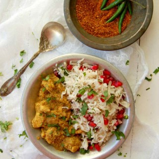 Chicken Malvani