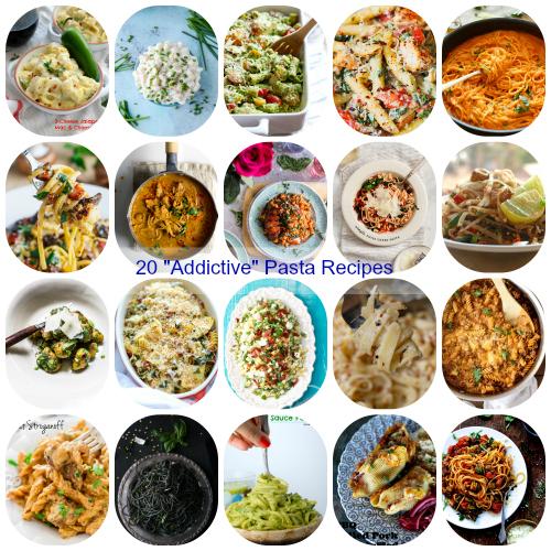 20 Addictive Pasta Recipes