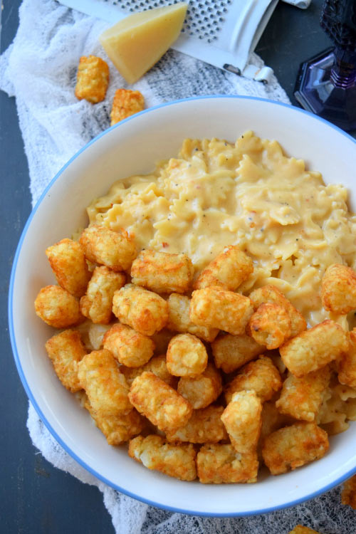 Cheesy Tater Tot Casserole Perfect for Family Dinners