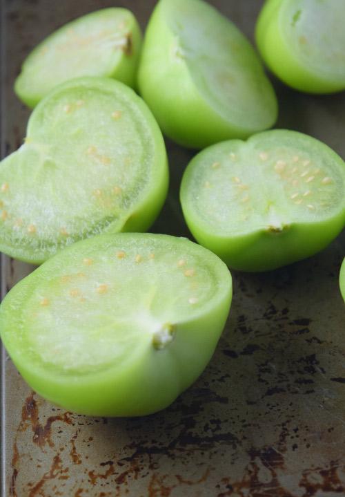 Tomatillo for Guacamole