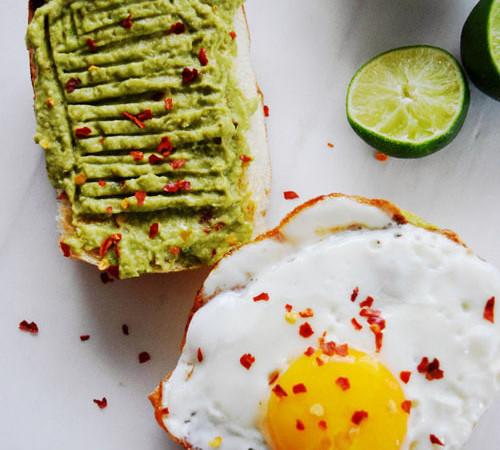 Breakfast Avocado Toast