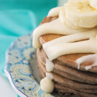 cinnamon pancakes to eat