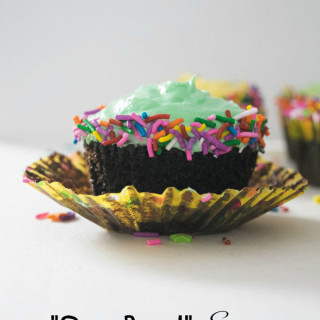 one bowl easy chocolate cupcakes