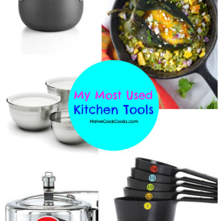 my most used kitchen tools