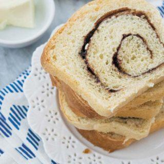 fresh cinnamon swirl sandwich bread title